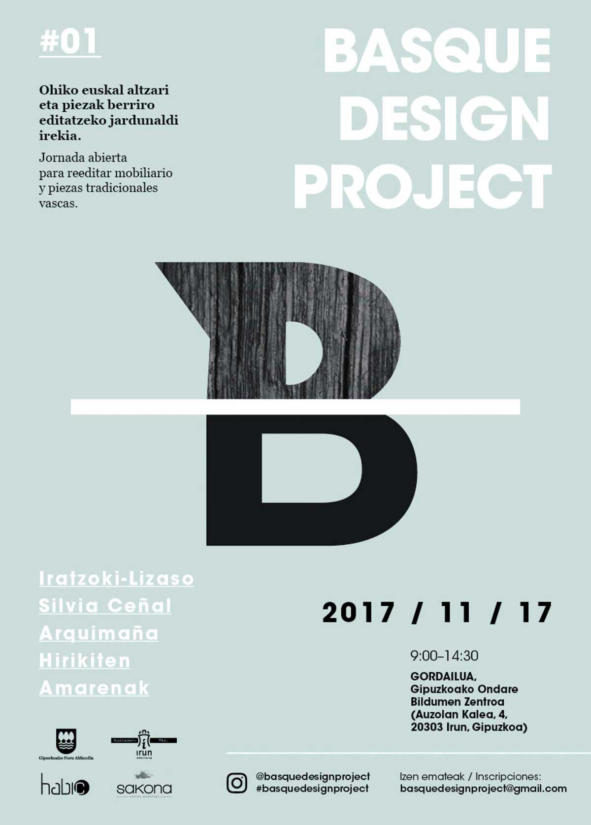 BASQUE DESIGN PROJECT EXPERIENCE